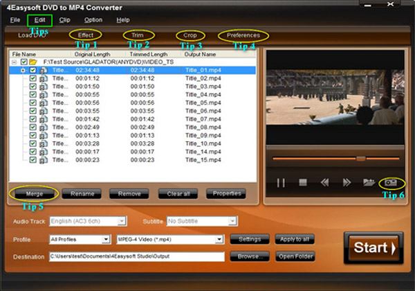 Share an Easy Way to Convert DVD and Video to MP4 Edit
