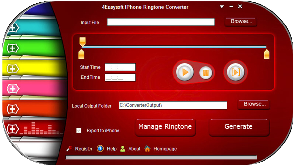 How to transfer iPod/iPhone files and make iPhone Ringtone Iphone-ringtone
