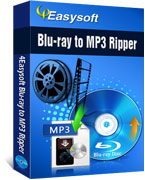 Blu-ray to MP3 Ripper