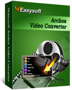 4Easysoft Archos Video Converter boxshot