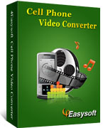 4Easysoft Cell Phone Video Converter boxshot