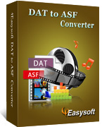 4Easysoft DAT to ASF Converter