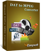 4Easysoft DAT to MPEG Video Converter