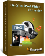 4Easysoft DivX to iPod Video Converter