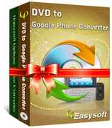 4Easysoft DVD to Gphone  Suite