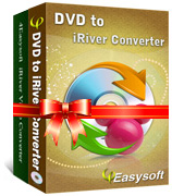 4Easysoft DVD to iRiver Suite