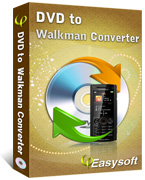 4Easysoft DVD to Walkman Converter