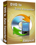4Easysoft DVD to Zune Converter Box