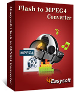 4Easysoft Flash to MPEG4 Video Converter