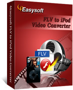 4Easysoft FLV to iPod Video Converter