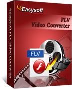 4Easysoft FLV Video Converter boxshot