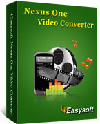 4Easysoft Nexus One Video Converter boxshot
