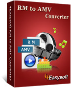4Easysoft RM to AMV  Converter