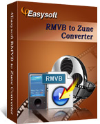 4Easysoft RMVB to Zune Video Converter