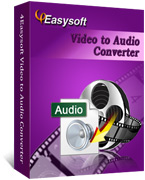 4Easysoft Video to Audio Converter boxshot