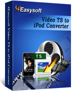 4Easysoft Video TS to iPod Converter