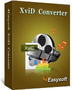 4Easysoft XviD  Converter