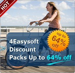 4Easysoft Discount Packs