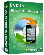 4Easysoft DVD to iPhone 4G Converter Box