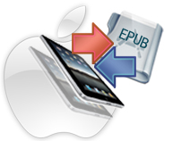 Transfer ePub to iPad for Mac