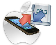 Transfer ePub to iPhone 4G for Mac