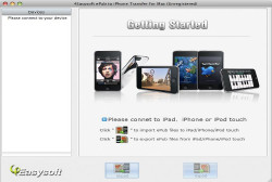 ePub to iPhone Transfer for Mac