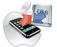Transfer ePub to iPhone for Mac