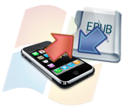 Transfer ePub to iPhone