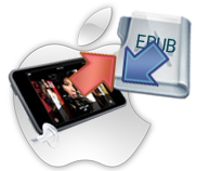 Transfer ePub to iPod Touch for Mac