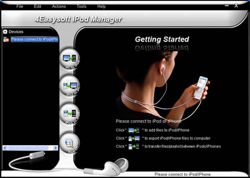iPod manager windows