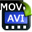 4Easysoft MOV to AVI Converter Icon