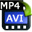 4Easysoft MP4 to AVI Converter icon