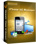 4Easysoft iPhone 4G Manager Box