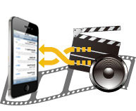 Convert video/audio files to iPhone 4G as iPhone 4G ringtone