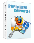 4Easysoft PDF to HTML Converter