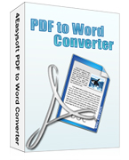 4Easysoft PDF to Word Converter boxshot