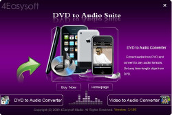 DVD to Audio Suite