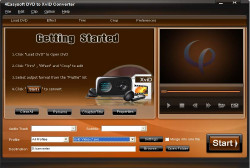 DVD to XviD Converter