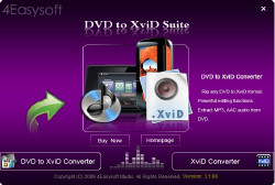DVD to XviD Suite