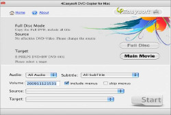 DVD Copier for Mac