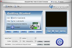 Mac Video to Audio Converter