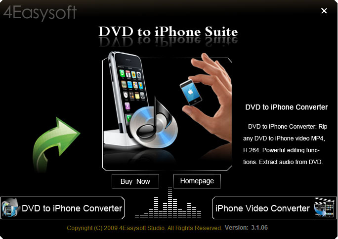 DVD to iPhone, convert DVD to iPhone, iPhone Converter, iPhone Video Converter,