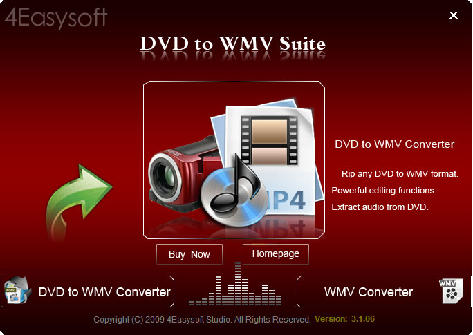 4Easysoft DVD to WMV Suite 3.2.10