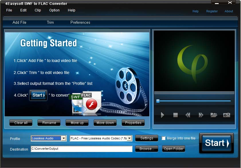 Wondershare video to flash encoder portable build 3.0.2.0