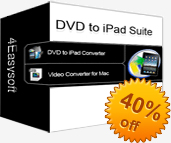 4Easysoft DVD to iPad Suite