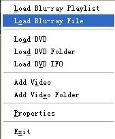How to rip Blu-ray disc to iPad MP4 Load-file