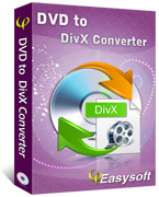4Easysoft DVD to DivX Converter boxshot