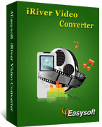 4Easysoft iRiver Video Converter boxshot
